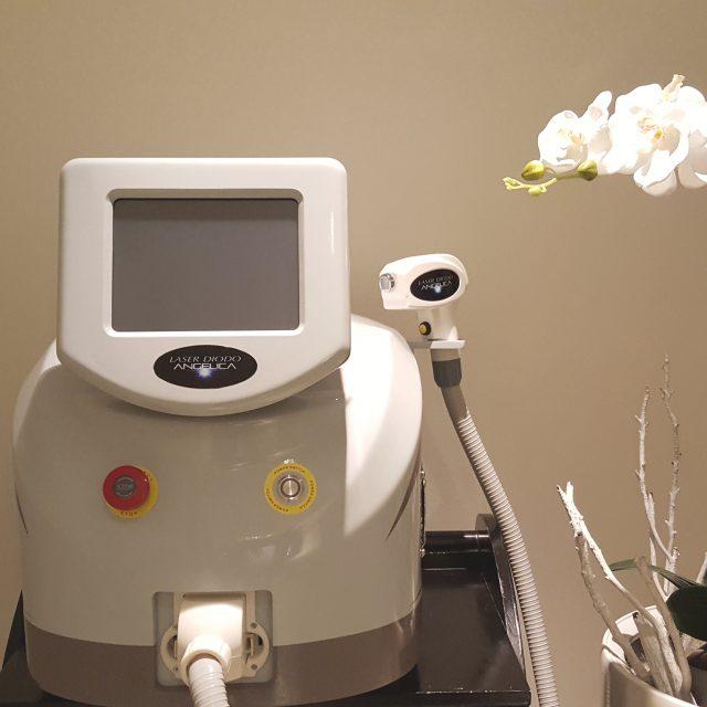 Epilazione Definitiva Laser a Diodo