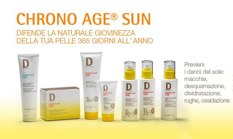 |Dermophisiologique| Chrono Age SUN